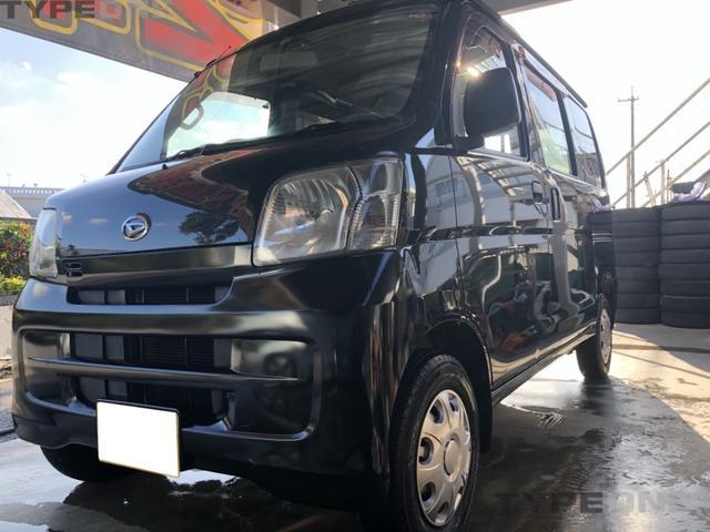 沖縄県うるま市の中古車ならハイゼットカーゴ クルーズ 2年保証 キーレス パワーウインド ボディーコーティング施工済み