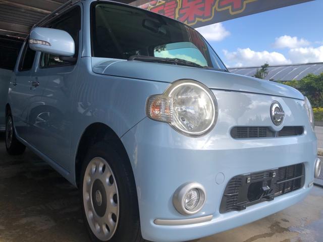 沖縄県うるま市の中古車ならミラココア ココアプラスG 2年保証 純正オプションバックモニター スマートキー 修復歴なし 本土車