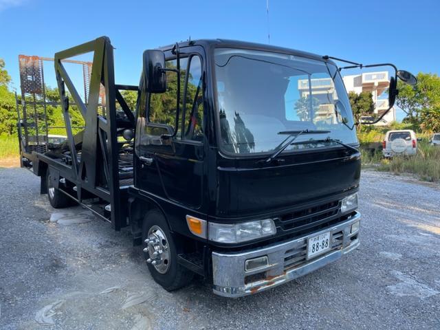 沖縄の中古車 トヨタ ダイナトラック 車両価格 230万円 リ済込 1998(平成10)年 37.8万km ブラックM