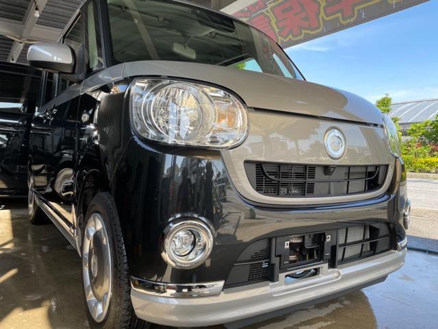 沖縄県の中古車ならムーヴキャンバス Xブラックインテリアリミテッド SAIII 新車保証継承 先進技術スマアシIII 純正オプションナビ フルセグ Bluetooth 全方位モニター 両側パワースライドドア ワンオーナー修復歴無し ディーラー車両