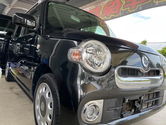 沖縄県うるま市の中古車ならミラココア ココアプラスX 2年保証 上級グレード最終後期型 純正7インチワイドナビ フルセグTV Bluetooth バックモニター 本土車