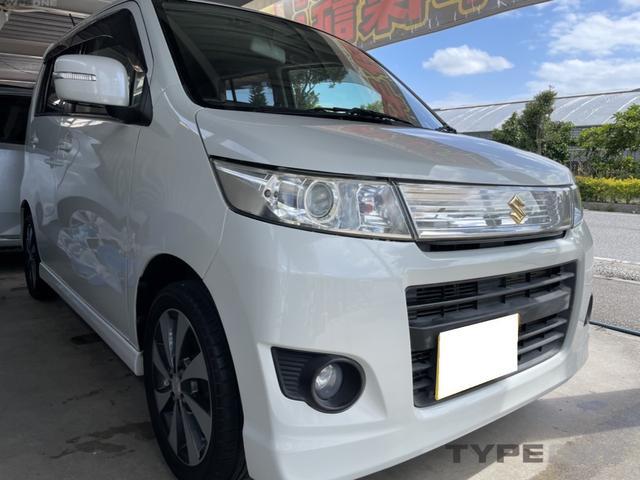 沖縄県うるま市の中古車ならワゴンRスティングレー T 2年保証 5年保証可能 最上級グレード Bluetoothオーディオ 当社レンタルアップ車両