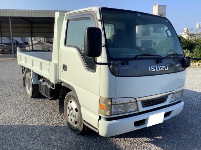 沖縄県の中古車ならエルフトラック ダンプ