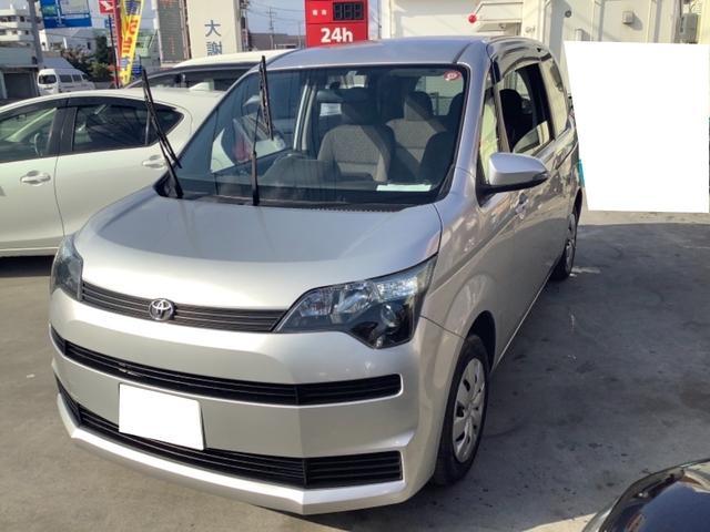 沖縄県宜野湾市の中古車ならスペイド X 2年修理保証