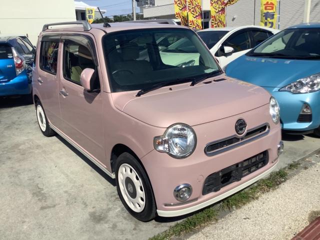 沖縄県の中古車ならミラココア ココアプラスG 2年修理保証