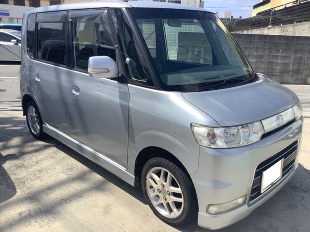 沖縄県の中古車ならタント カスタムVS スマートキー