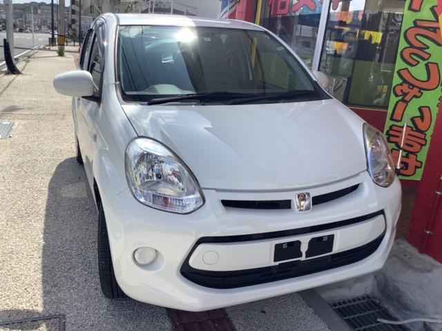 沖縄県宜野湾市の中古車ならパッソ X Lパッケージ