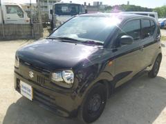 沖縄の中古車 スズキ アルト 車両価格 69万円 リ済込 平成29年 0.6万K ブラウン