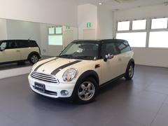 沖縄の中古車 MINI MINI 車両価格 128万円 リ済込 2009年 8.5万K ホワイト