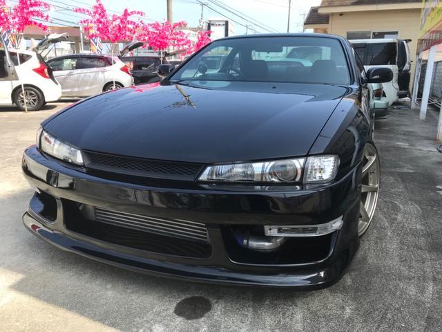 沖縄県の中古車ならシルビア K's