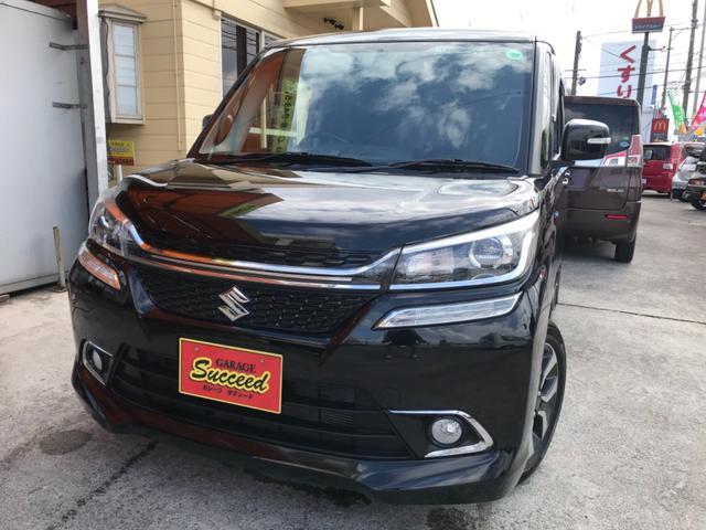 沖縄県沖縄市の中古車ならソリオバンディット ハイブリッドMV デュアルブレーキサポート
