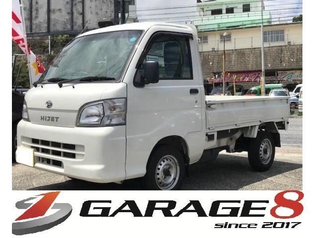沖縄の中古車 ダイハツ ハイゼットトラック 車両価格 43万円 リ済込 2012(平成24)年 9.0万km ホワイト