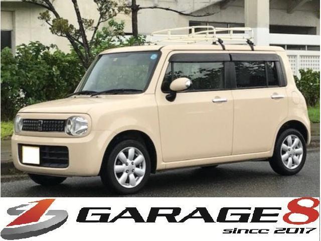 沖縄県沖縄市の中古車ならアルトラパン 10thアニバーサリーリミテッド  1年保証