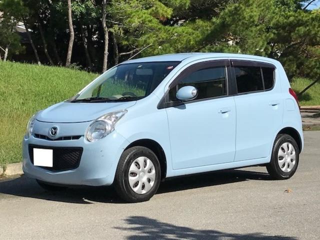 沖縄県の中古車ならキャロル XS カーナビ(TV/SD/AUX)プッシュスタート 2年保証