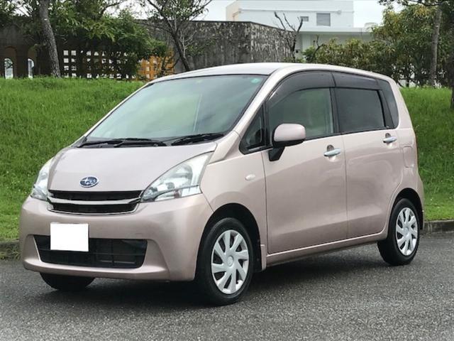 沖縄県の中古車ならステラ L カーナビ(DVD・Bluetooth・TV)キーレス アイドリングストップ 2年保証