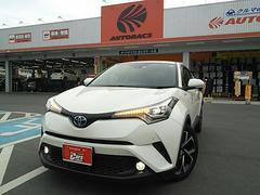 沖縄の中古車 トヨタ C−HR 車両価格 299万円 リ済別 平成29年 0.7万K 070パール 白