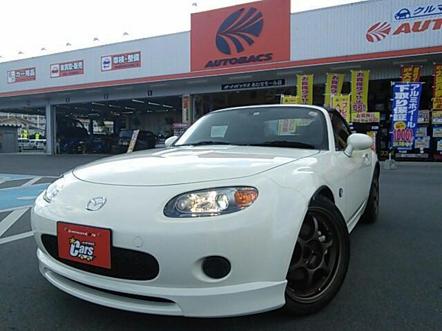 沖縄県の中古車ならロードスター ロードスター