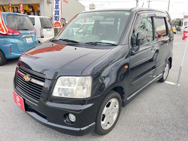 沖縄県の中古車ならシボレーMW Vセレクション Wエアバック ABS パワーステアリング パワーウィンドウ エアコン
