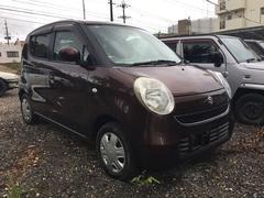 沖縄の中古車 スズキ MRワゴン 車両価格 23万円 リ済込 平成18年 10.3万K ブラウン