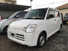 沖縄の中古車 スズキ アルト 車両価格 14万円 リ未 平成19年 4.6万K スペリアホワイト