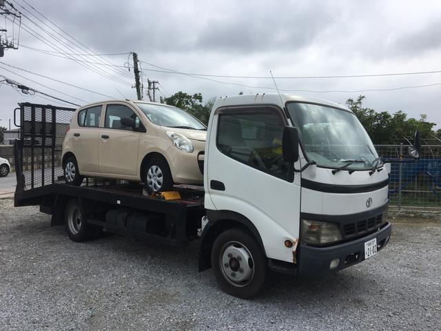 沖縄の中古車 トヨタ ダイナトラック 車両価格 198万円 リ済込 2003年 30.1万km ホワイトII