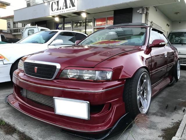 沖縄県の中古車ならチェイサー ツアラーV