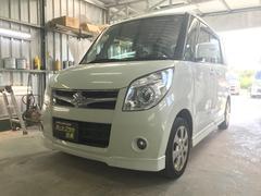 沖縄の中古車 スズキ パレット 車両価格 58万円 リ済込 平成20年 7.0万K パール