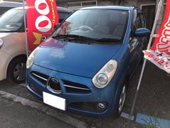 沖縄の中古車 スバル R2 車両価格 16万円 リ済込 平成16年 14.0万K ブルー