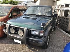 沖縄の中古車 いすゞ ビッグホーン 車両価格 27万円 リ済込 平成8年 15.3万K ガンM