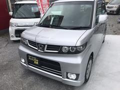 沖縄の中古車 ホンダ ゼストスパーク 車両価格 33万円 リ済込 平成21年 13.0万K シルバー