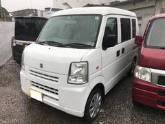 沖縄の中古車 スズキ エブリイ 車両価格 28万円 リ済込 平成20年 16.0万K ホワイト