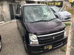 沖縄の中古車 スズキ ワゴンR 車両価格 23万円 リ済込 平成20年 12.0万K パープル
