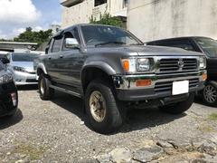 沖縄の中古車 トヨタ ハイラックスピックアップ 車両価格 119万円 リ済込 平成8年 27.7万K シルバー