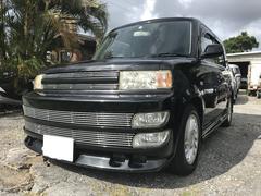 沖縄の中古車 トヨタ bB 車両価格 20万円 リ済込 平成16年 13.0万K ブラック