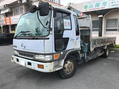 沖縄の中古車 日野 レンジャー 車両価格 99万円 リ済別 平成7年 26.0万K ブルー