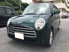 沖縄の中古車 ダイハツ ミラジーノ 車両価格 29万円 リ済別・追 平成18年 6.8万K グリーンM