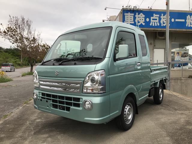 沖縄県の中古車ならスーパーキャリイ X キーレス フォグ 2WD