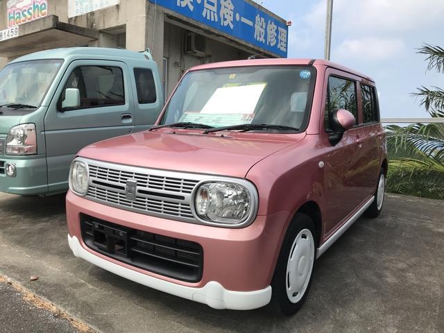 沖縄県うるま市の中古車ならアルトラパン リミテッド ナビ ワンセグTV