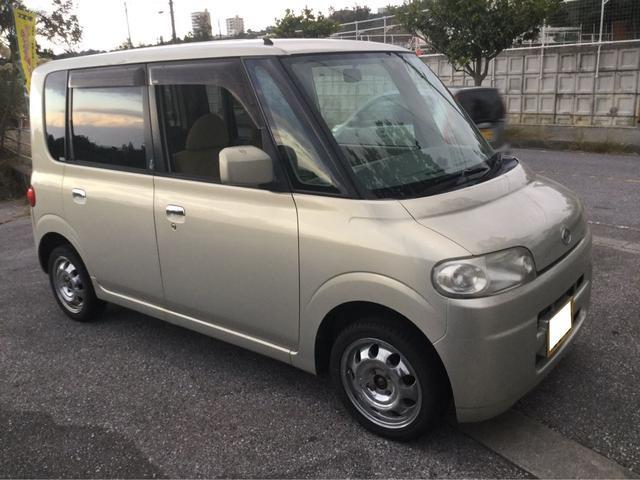 沖縄県の中古車ならタント L DVDビデオ ETC