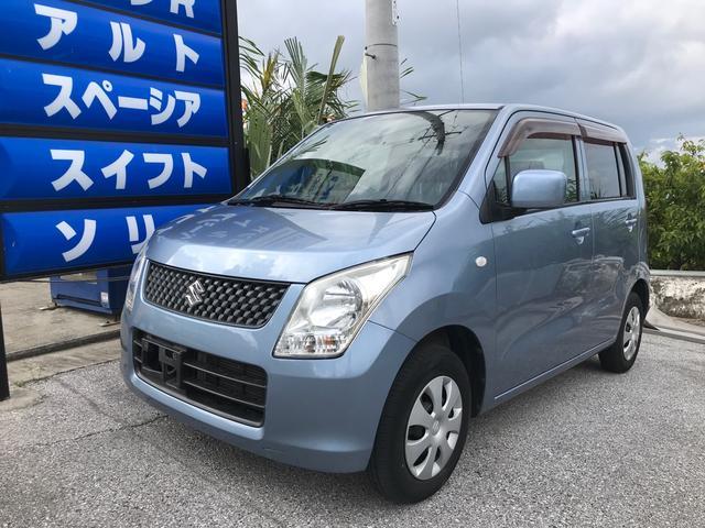 沖縄県うるま市の中古車ならワゴンR FX キーレス ETC