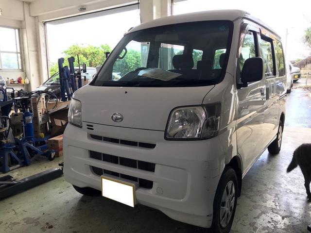 沖縄県うるま市の中古車ならハイゼットカーゴ クルーズ フル装備 両側スライドドア
