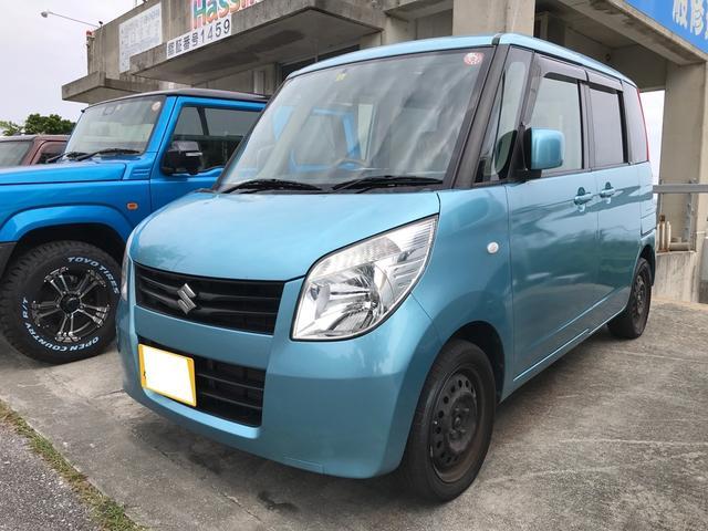 沖縄県うるま市の中古車ならパレット X バックモニター付AM/FMラジオ・CDプレーヤー