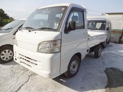 沖縄の中古車 ダイハツ ハイゼットトラック 車両価格 23万円 リ済込 平成17年 21.2万K ホワイト