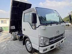 沖縄の中古車 マツダ タイタントラック 車両価格 165万円 リ済込 平成20年 6.5万K ホワイト