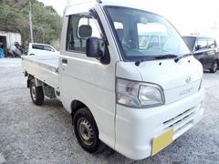 沖縄の中古車 ダイハツ ハイゼットトラック 車両価格 29万円 リ済込 平成20年 12.5万K ホワイト