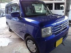 沖縄の中古車 ダイハツ ムーヴコンテ 車両価格 26万円 リ済込 平成21年 10.5万K ブルー