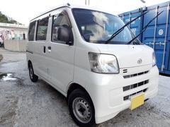 沖縄の中古車 ダイハツ ハイゼットカーゴ 車両価格 30万円 リ済込 平成21年 11.0万K ホワイト