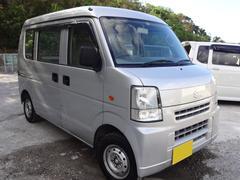 沖縄の中古車 スズキ エブリイ 車両価格 23万円 リ済込 平成20年 14.3万K シルバー