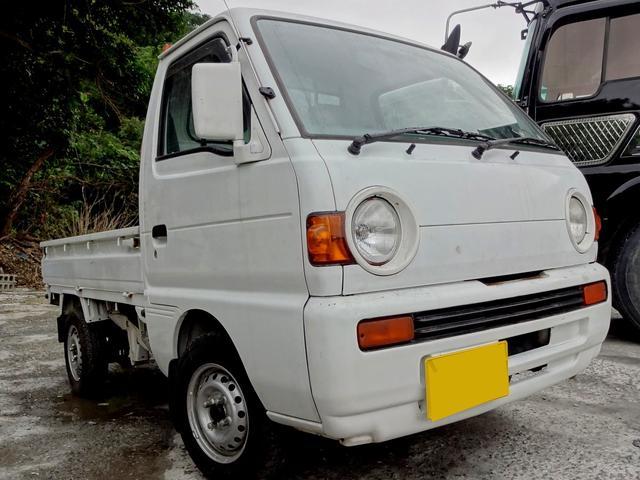 沖縄県の中古車ならキャリイトラック 実走行3万2千キロ
