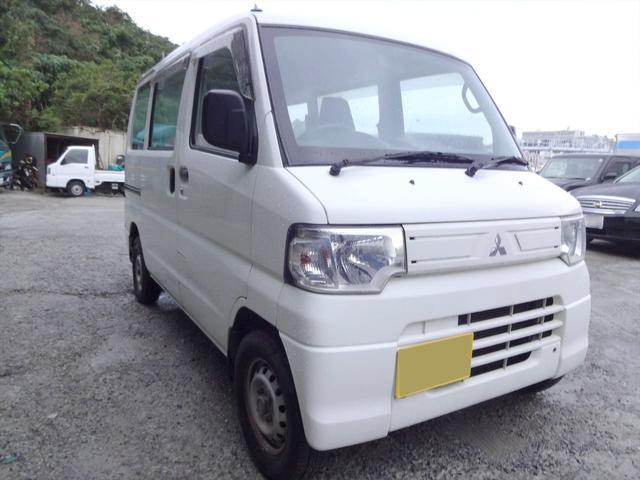 沖縄県の中古車ならミニキャブバン オートマ